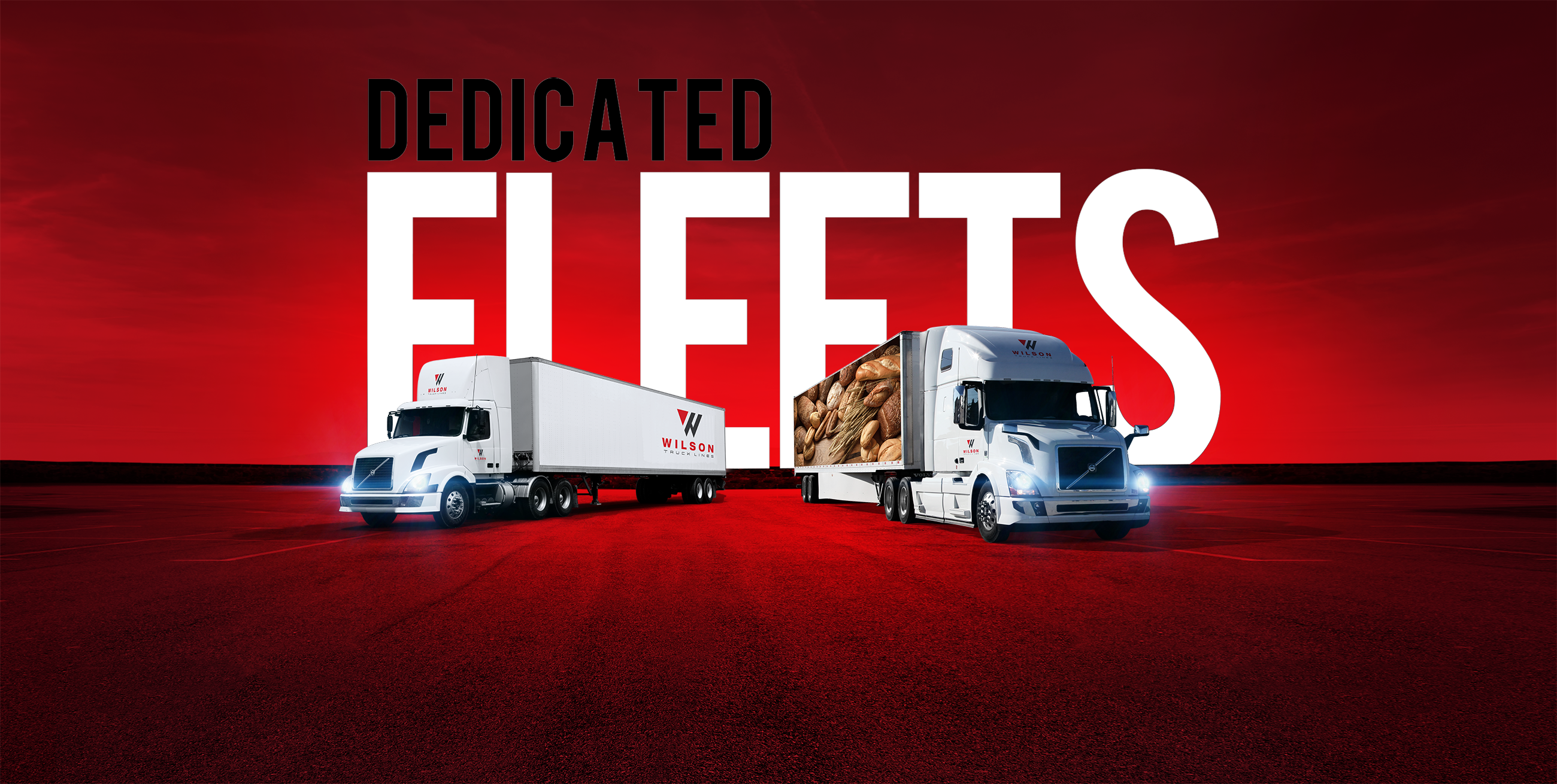 Dedicated fleets