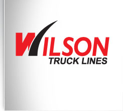Wilson Truck lines food shipping and freight transportation services.