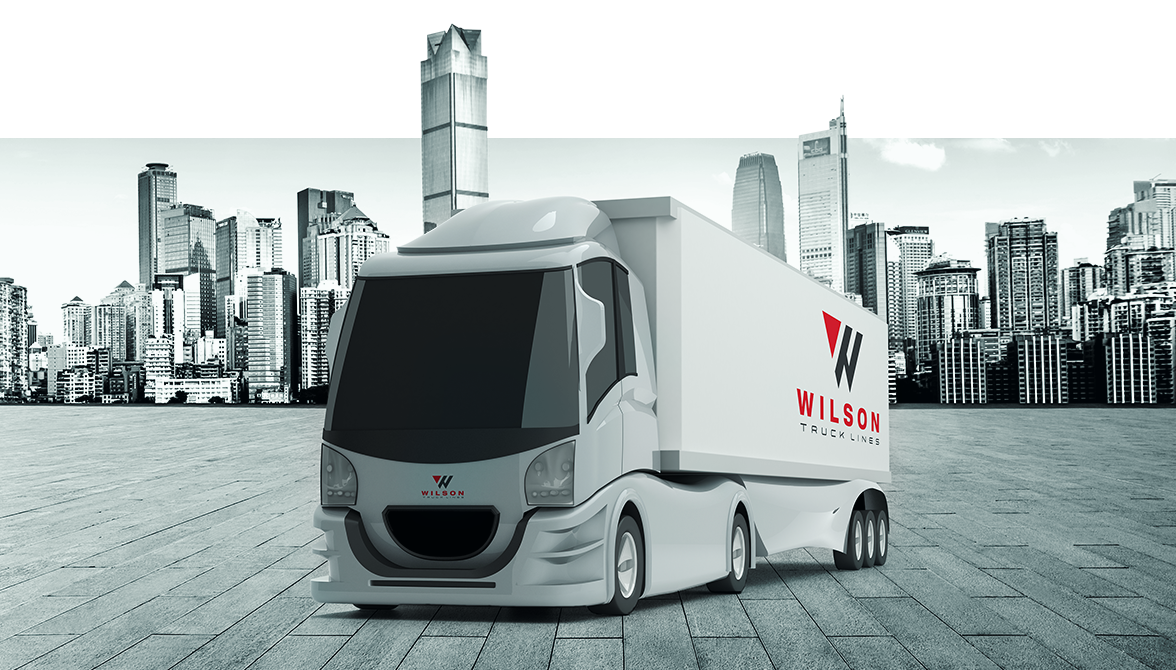 Future of transportation at Wilson's Truck Lines